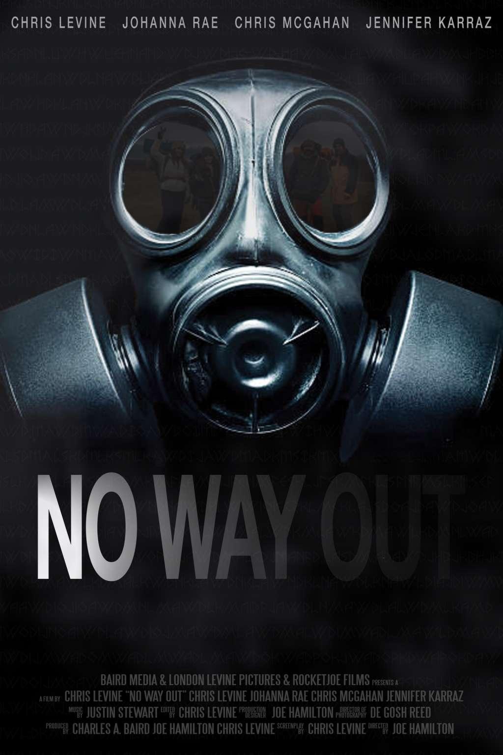 No Way Out kapak