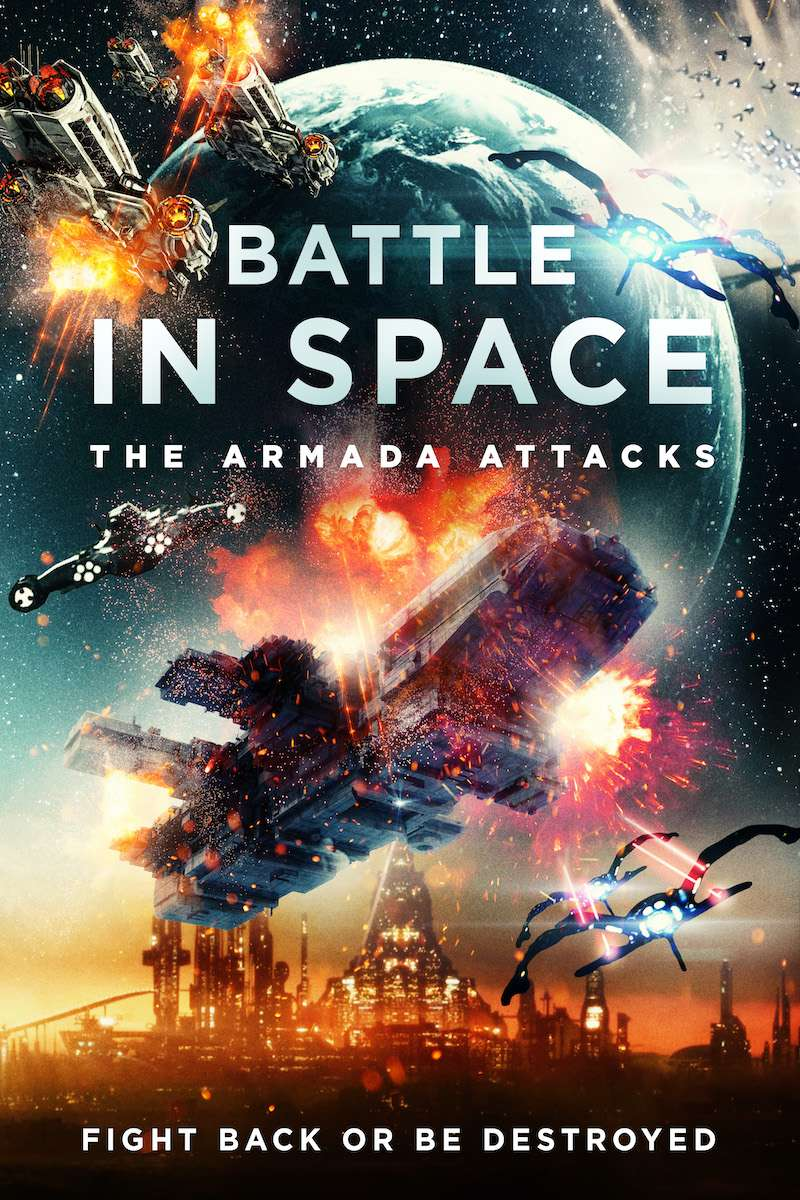 Battle in Space: The Armada Attacks kapak