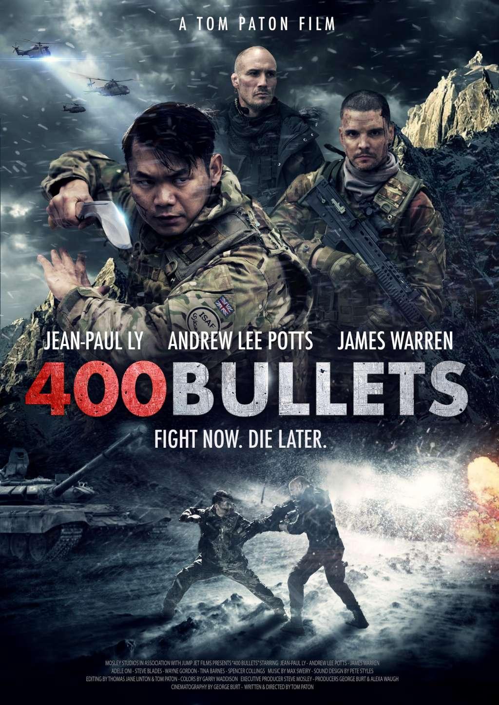 400 Bullets kapak