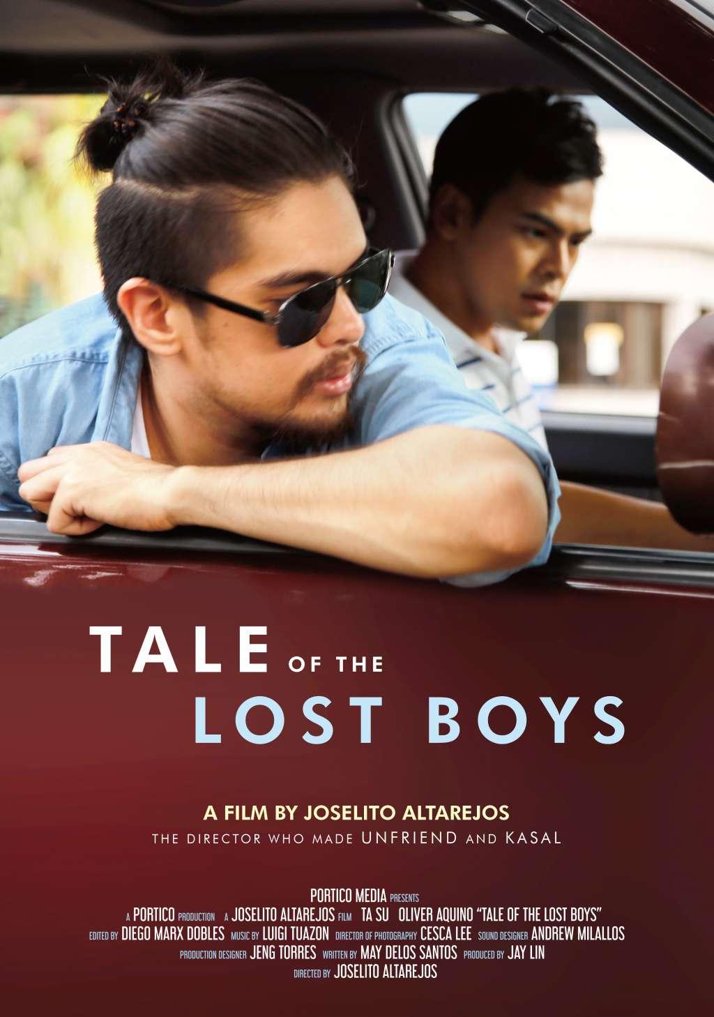 Tale of the Lost Boys kapak