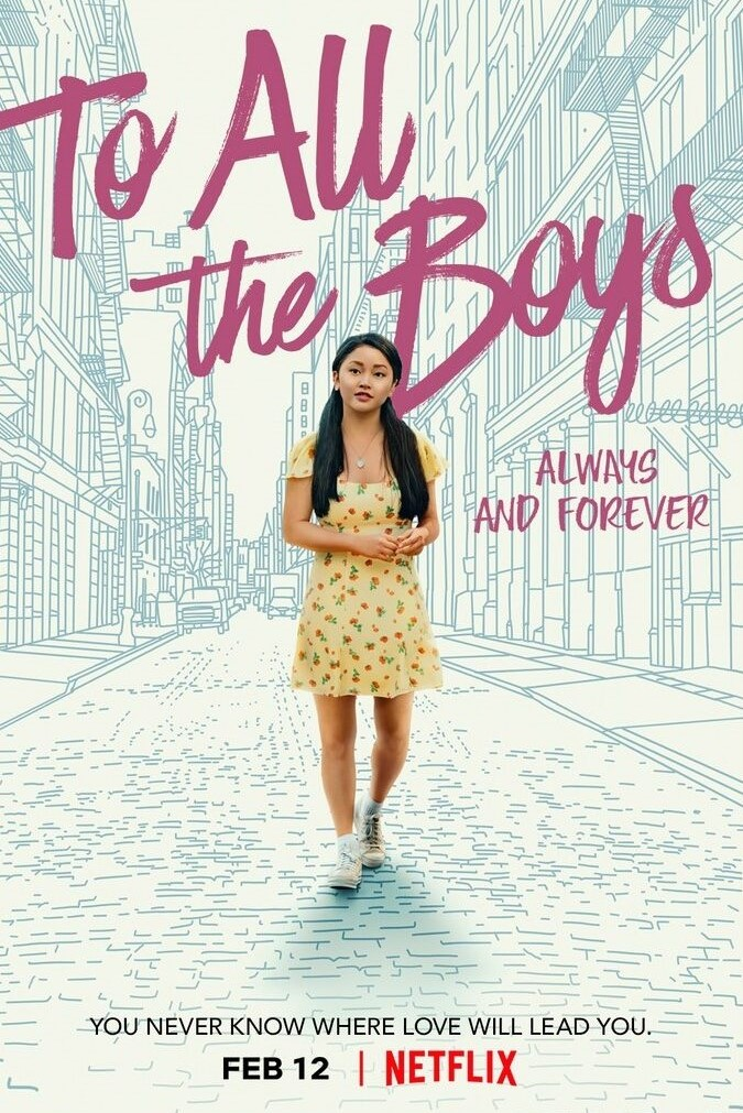 To All the Boys: Always and Forever, Lara Jean kapak