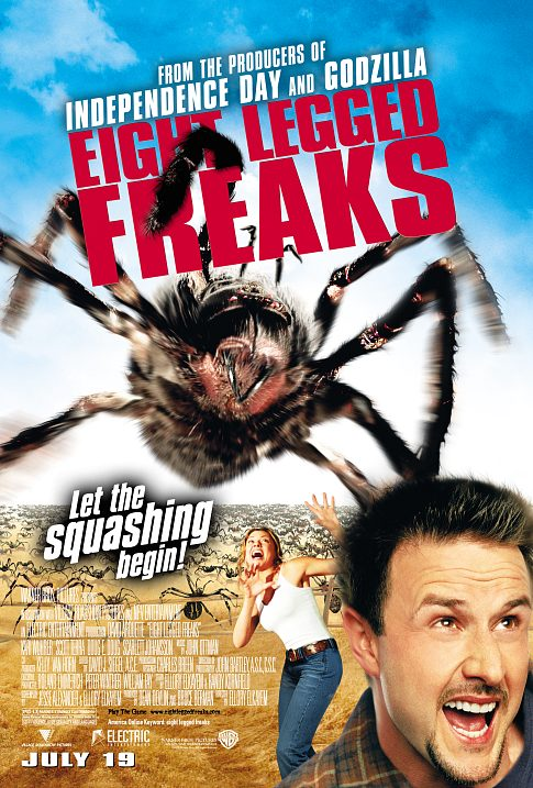 Eight Legged Freaks kapak
