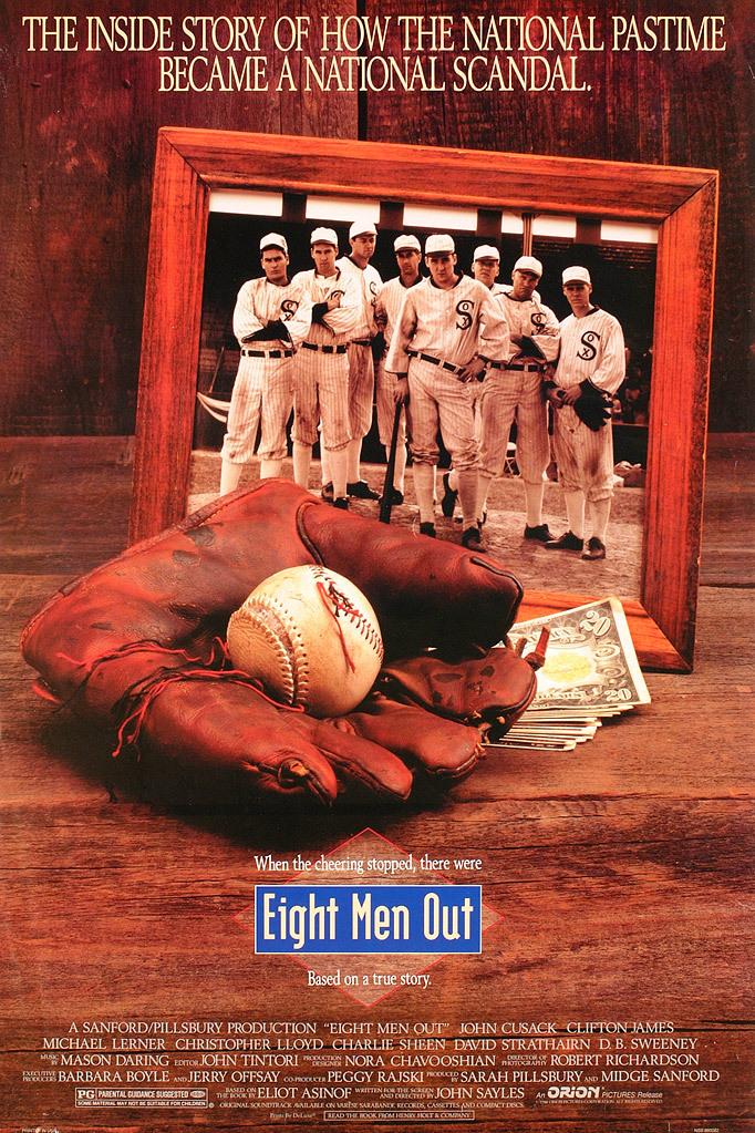 Eight Men Out kapak