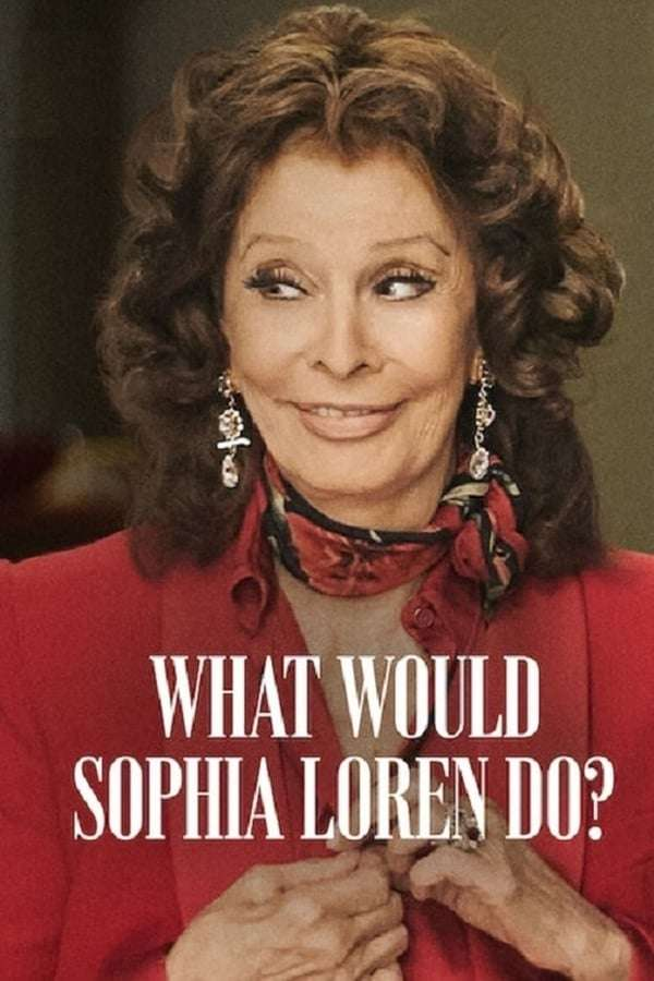 What Would Sophia Loren Do? kapak