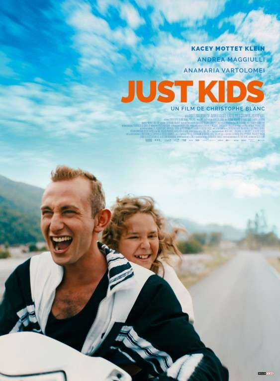 Just Kids kapak