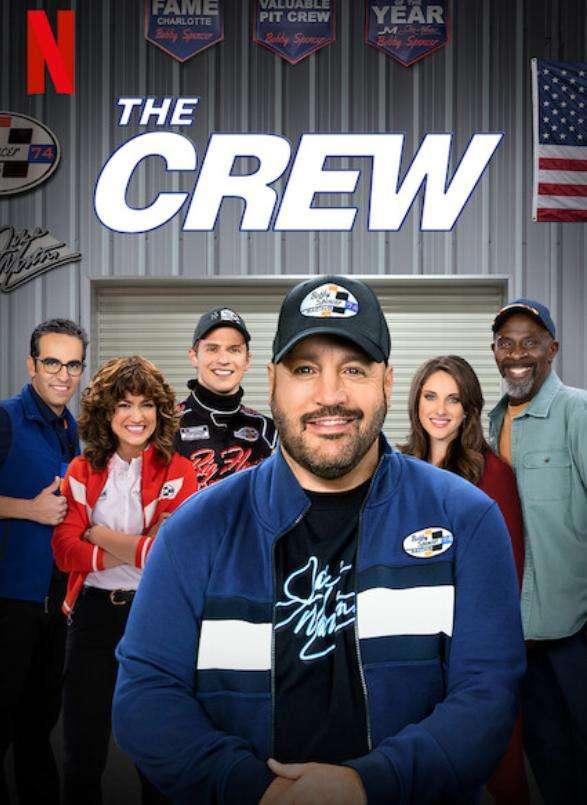 The Crew kapak