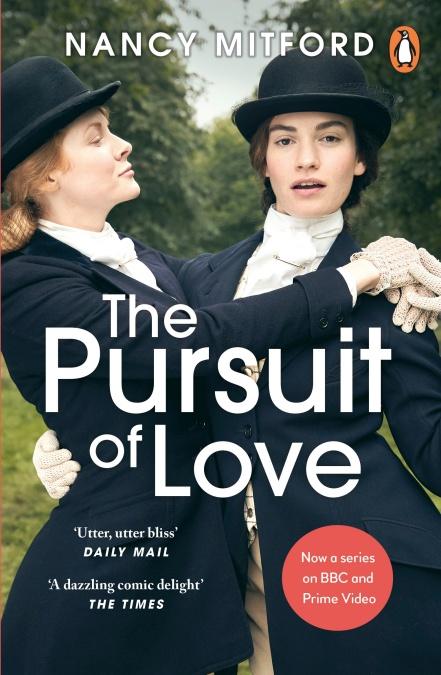 The Pursuit of Love kapak