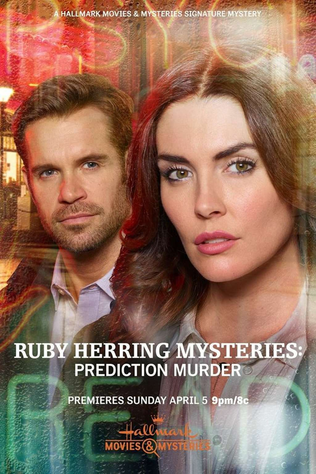 Ruby Herring Mysteries: Prediction Murder kapak