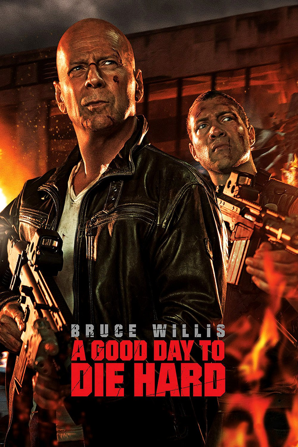 A Good Day to Die Hard kapak