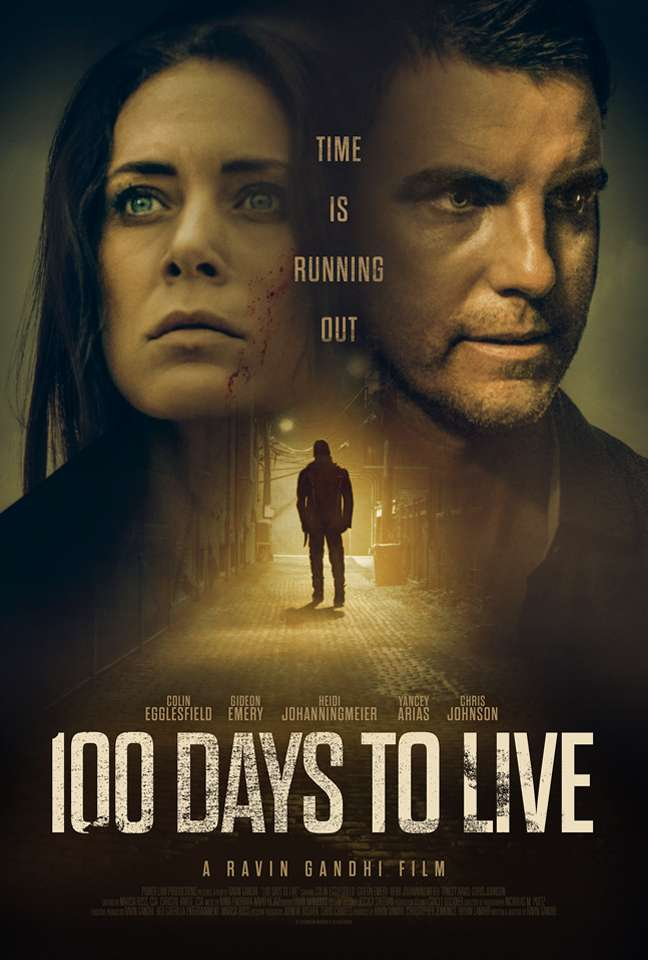 100 Days to Live kapak