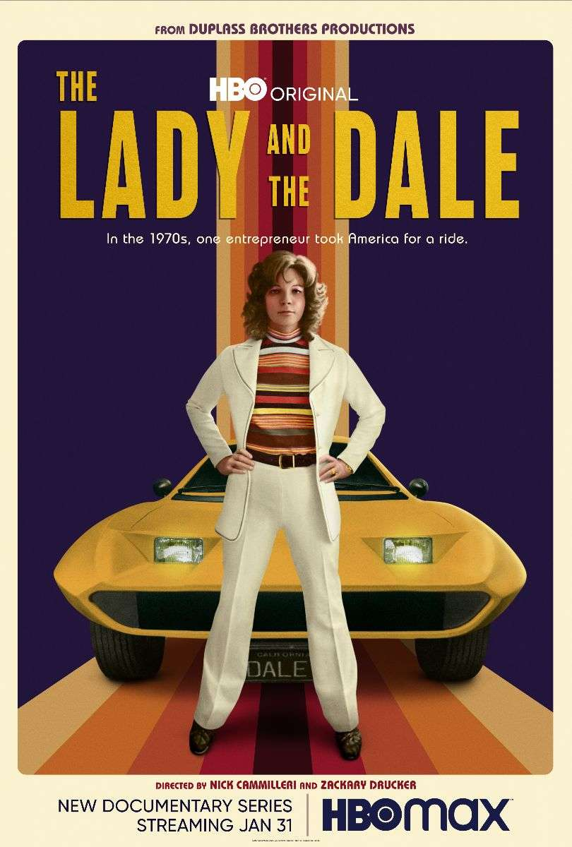The Lady and the Dale kapak