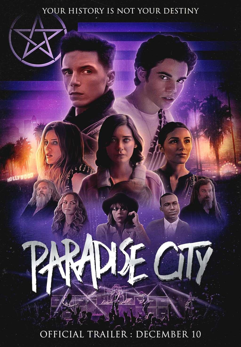 Paradise City kapak