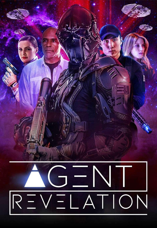 Agent Revelation kapak
