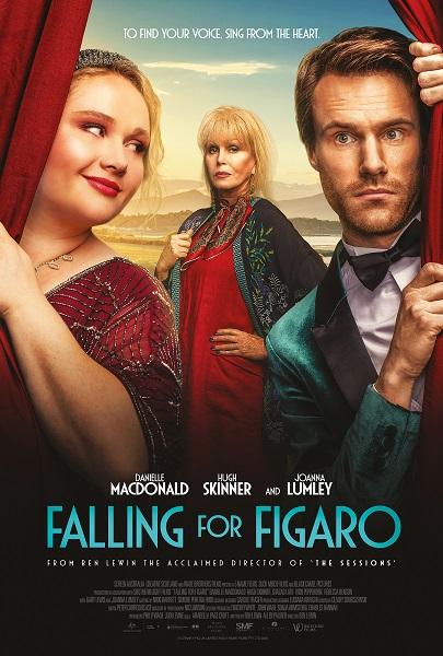 Falling for Figaro kapak