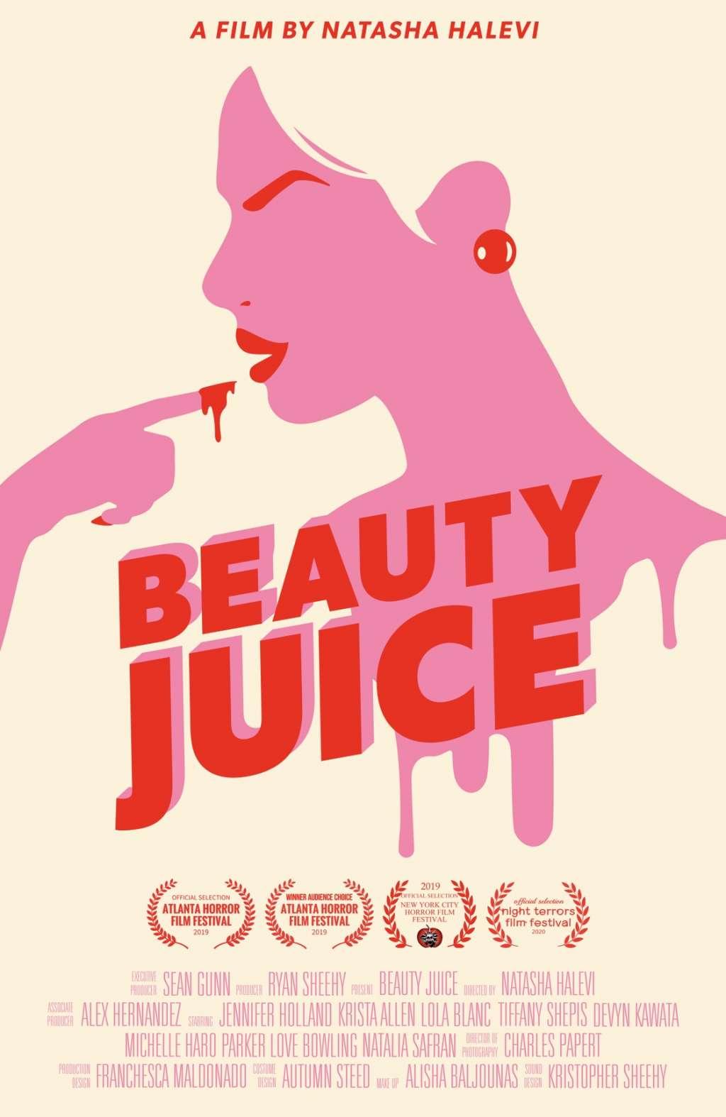 Beauty Juice kapak