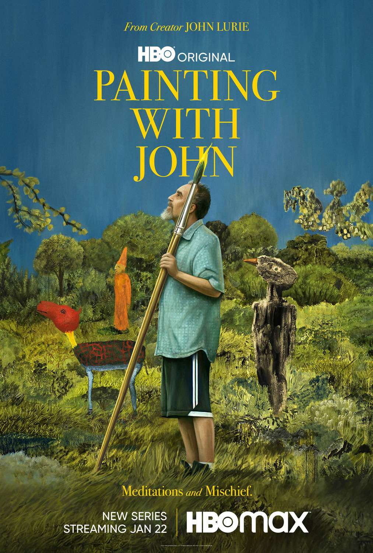 Painting with John kapak