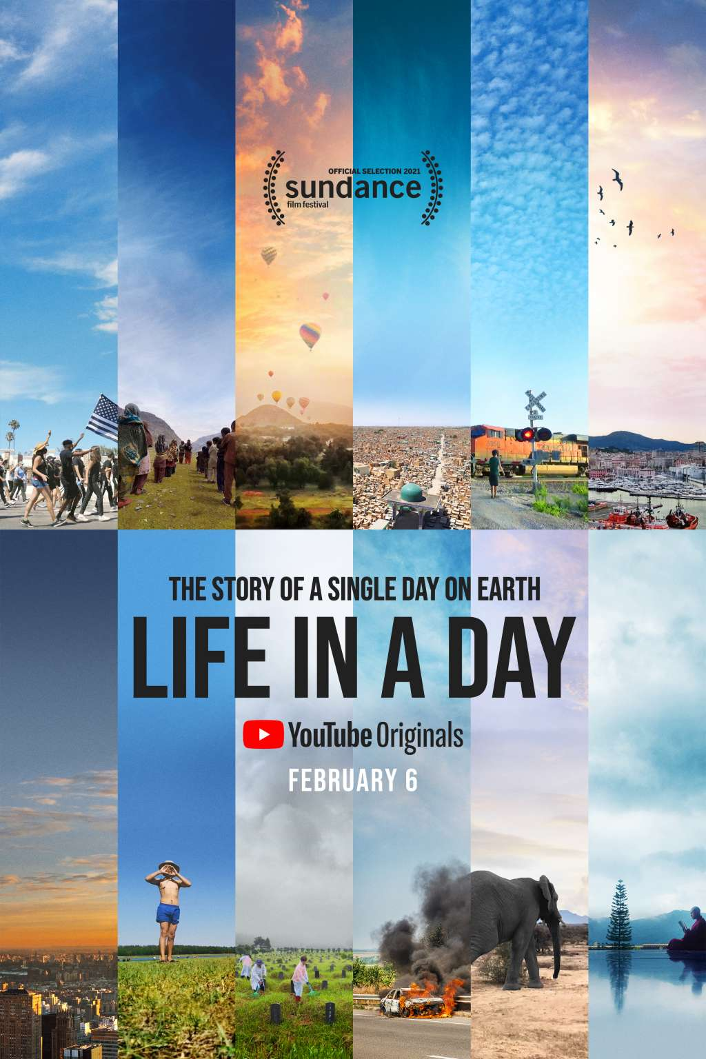 Life in a Day 2020 kapak