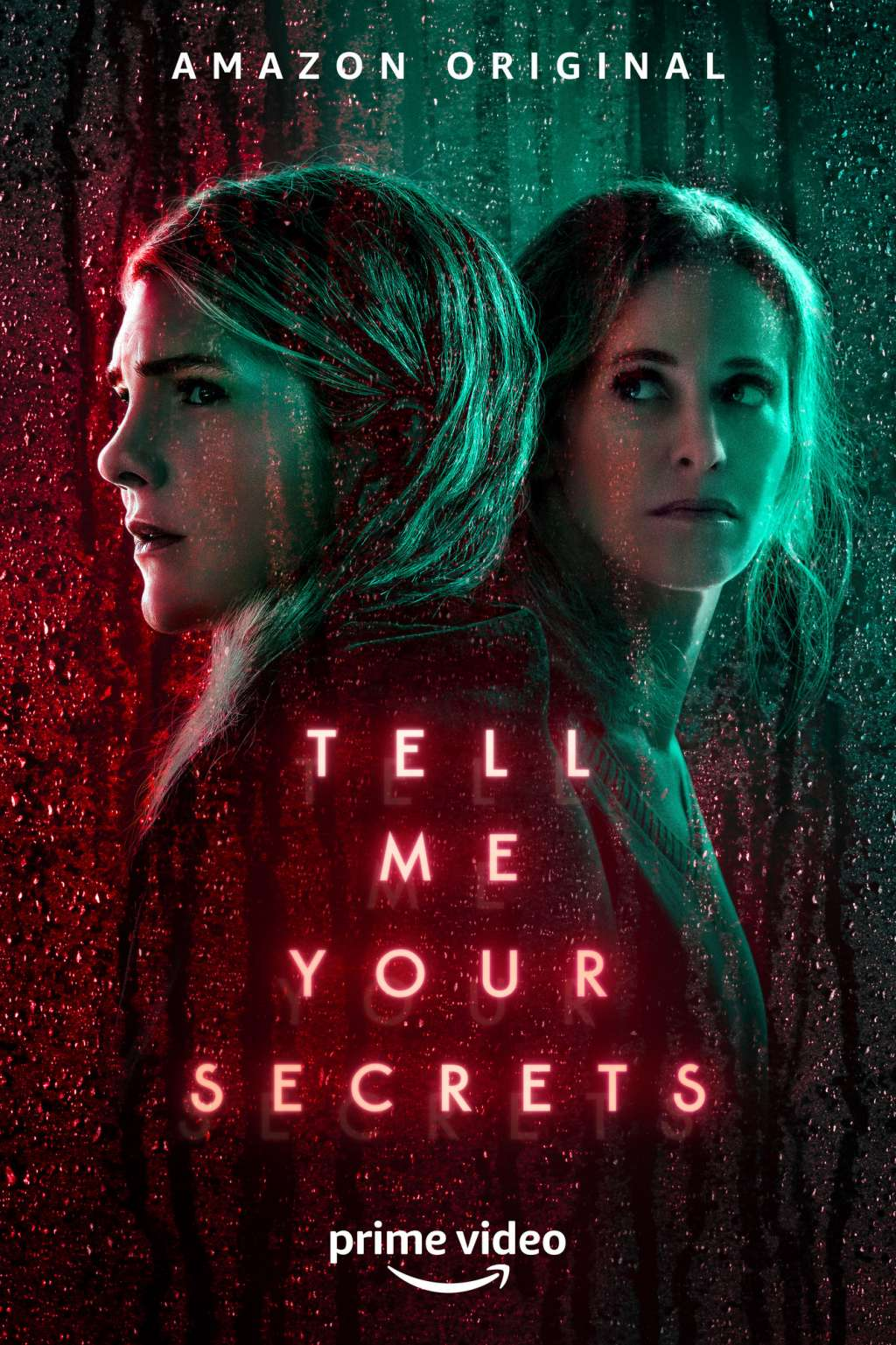 Tell Me Your Secrets kapak