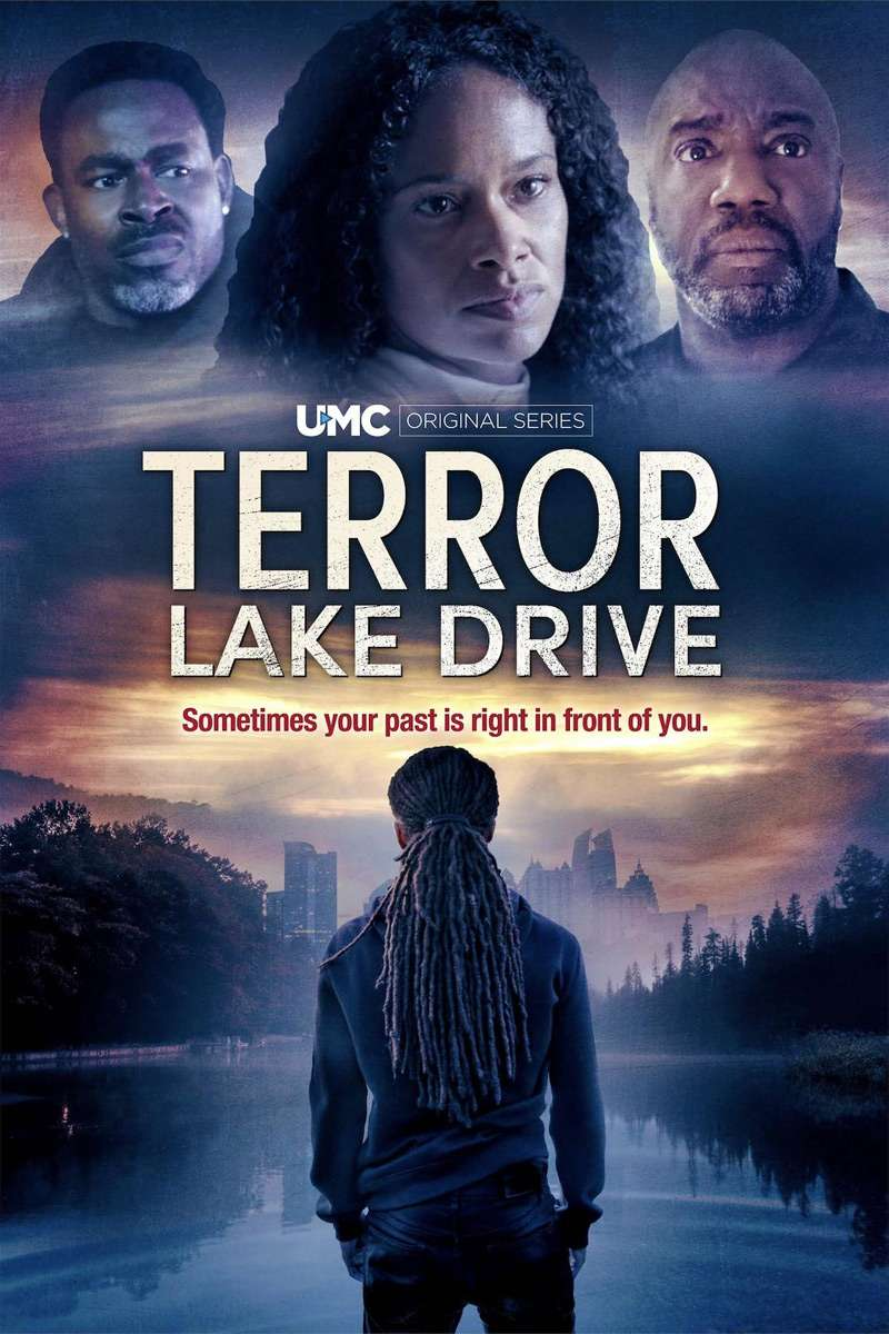 Terror Lake Drive kapak