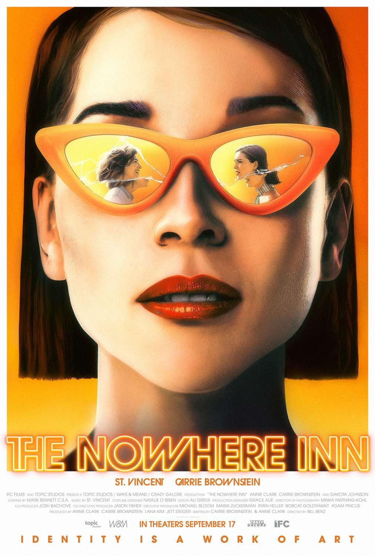 The Nowhere Inn kapak