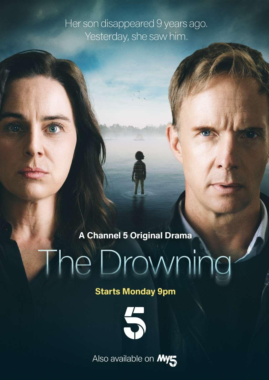 The Drowning kapak