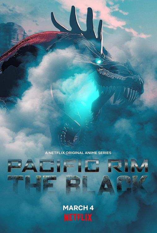 Pacific Rim: The Black kapak