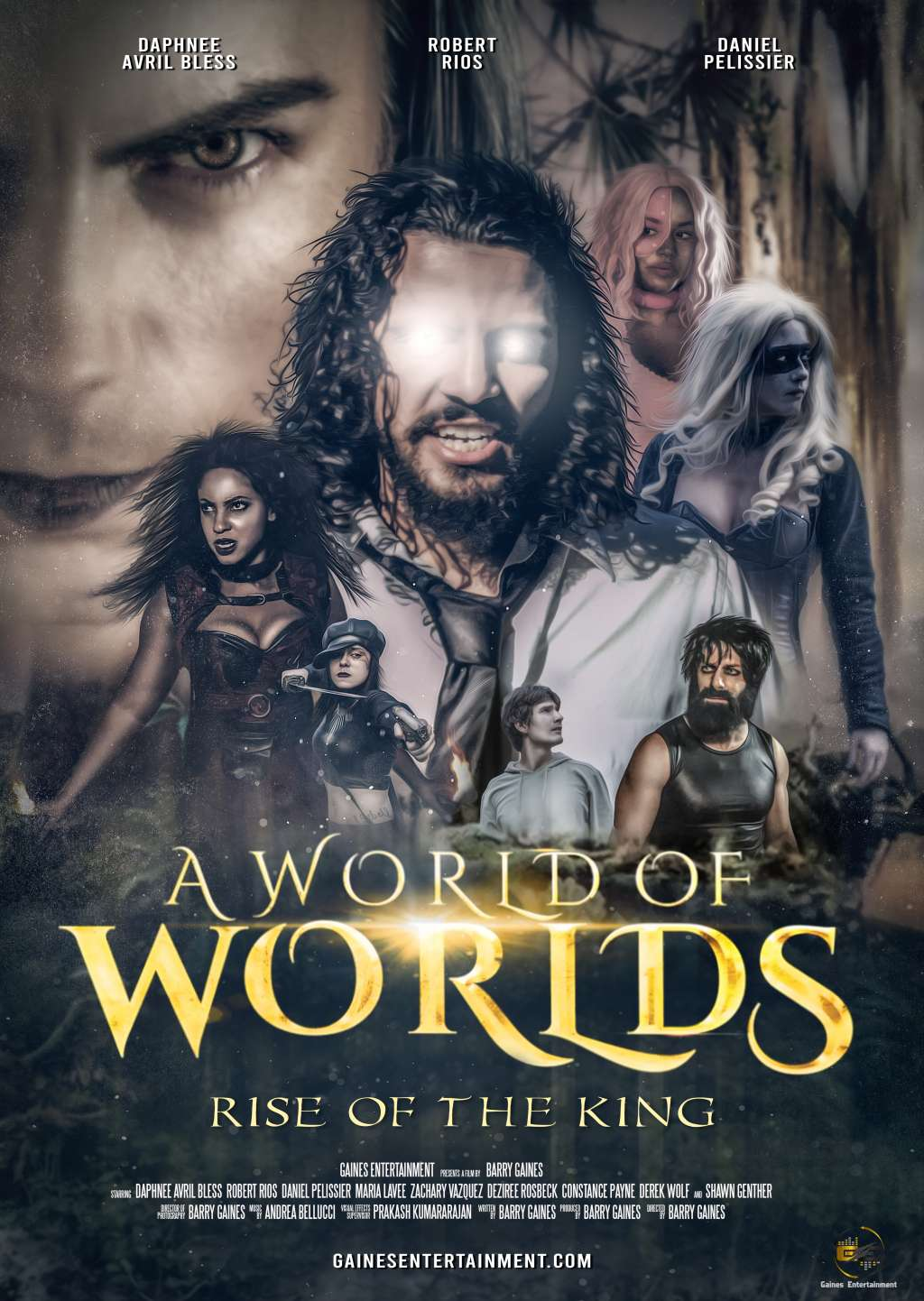 A World of Worlds: Rise of the King kapak