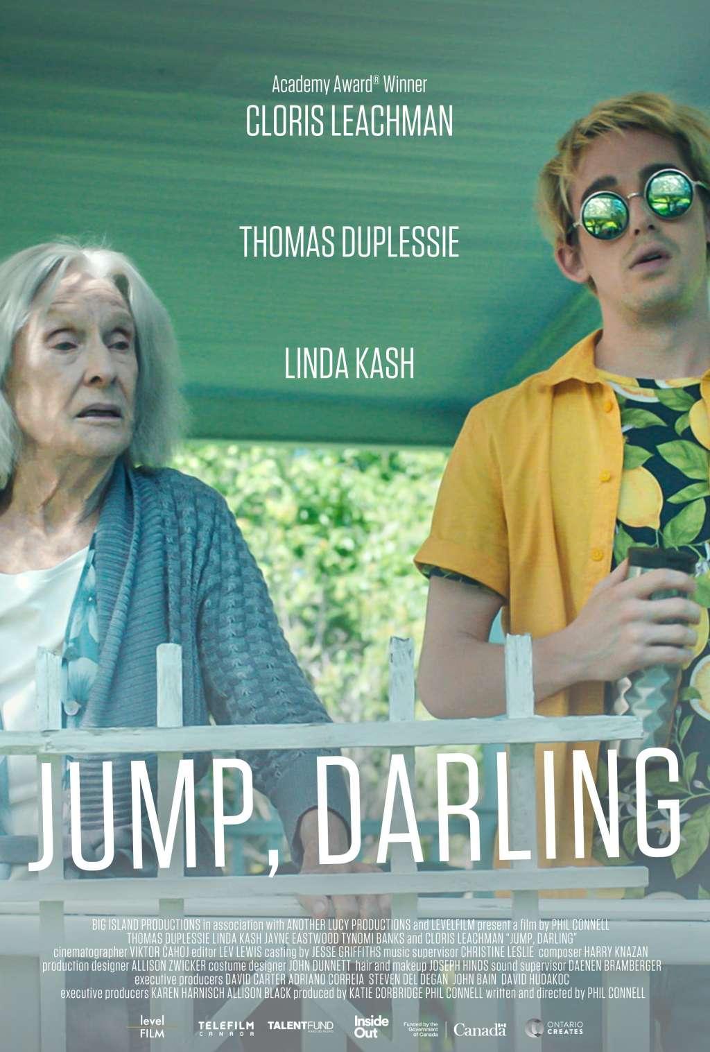 Jump, Darling kapak