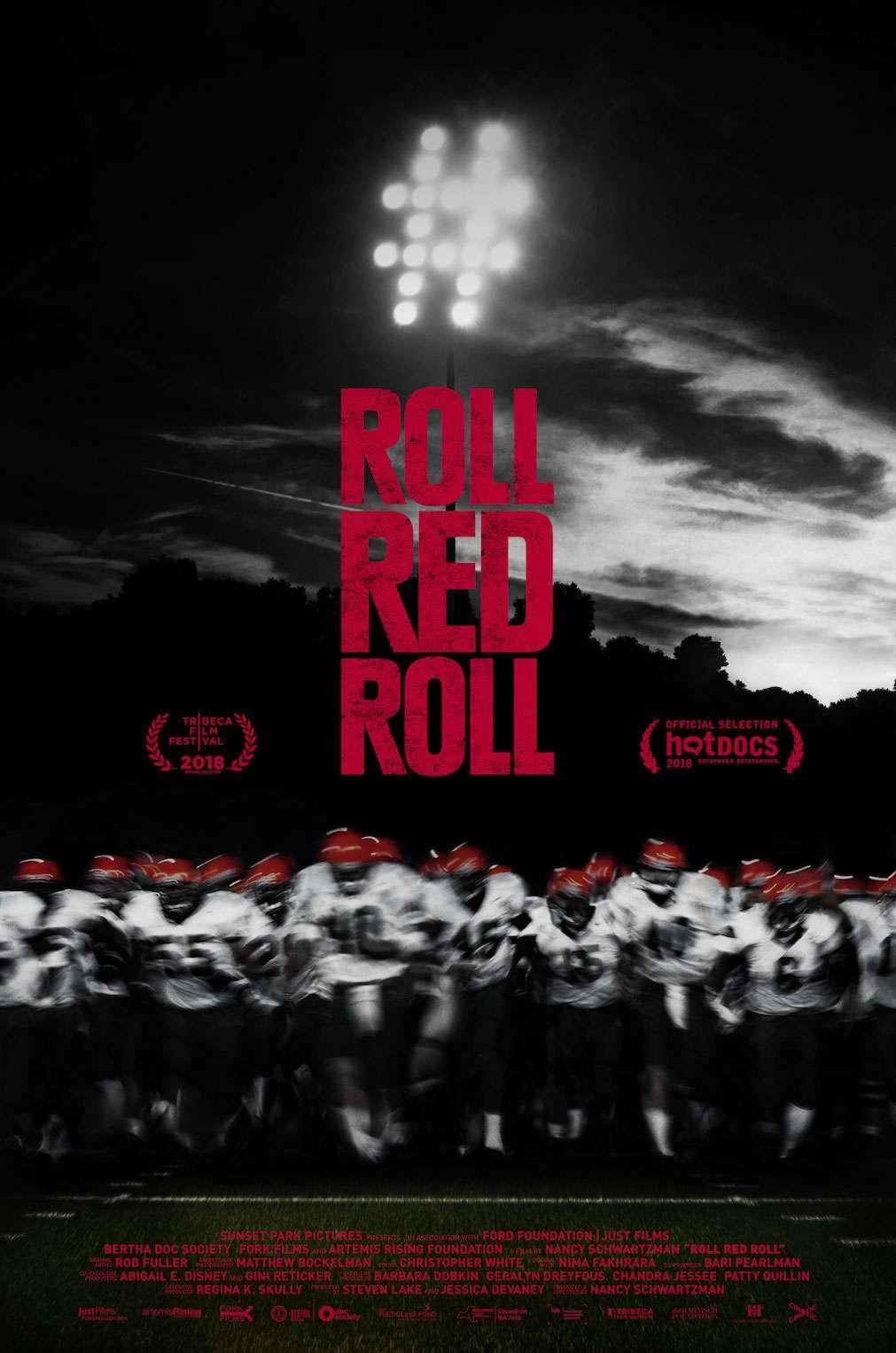 Roll Red Roll kapak