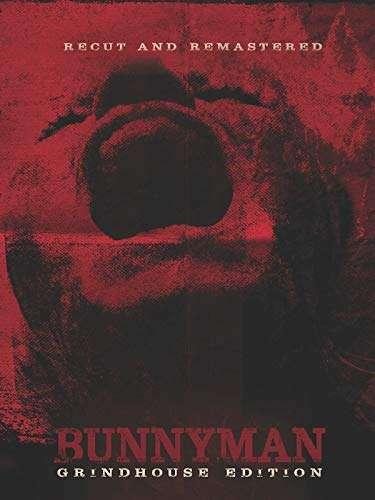 Bunnyman: Grindhouse Edition kapak