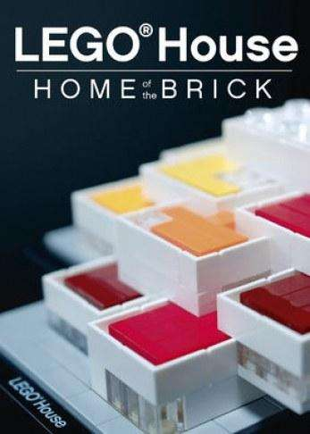 Lego House: Home of the Brick kapak