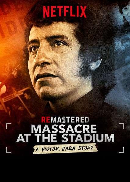 ReMastered: Massacre at the Stadium kapak