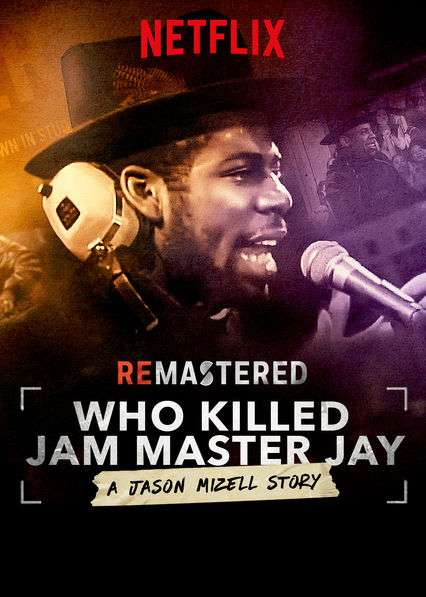 ReMastered: Who Killed Jam Master Jay? kapak