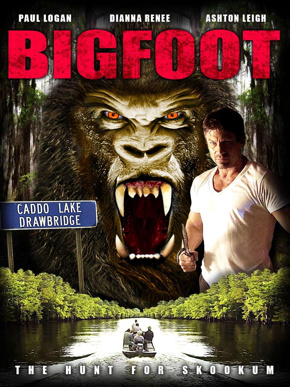 Skookum: The Hunt for Bigfoot kapak