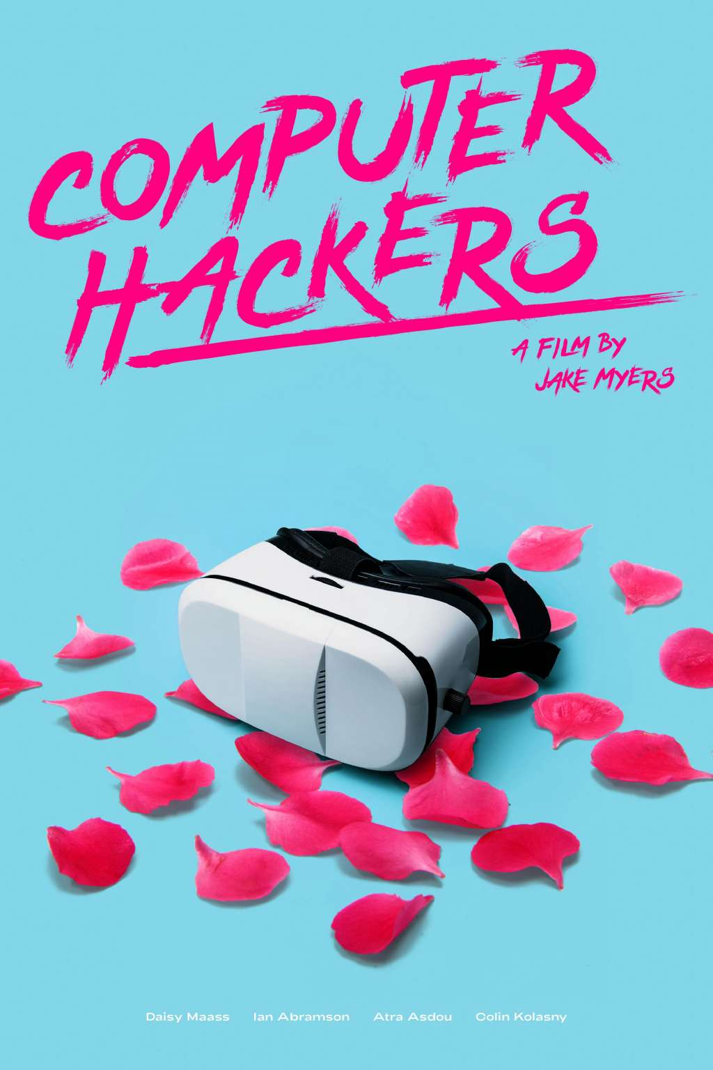 Computer Hackers kapak