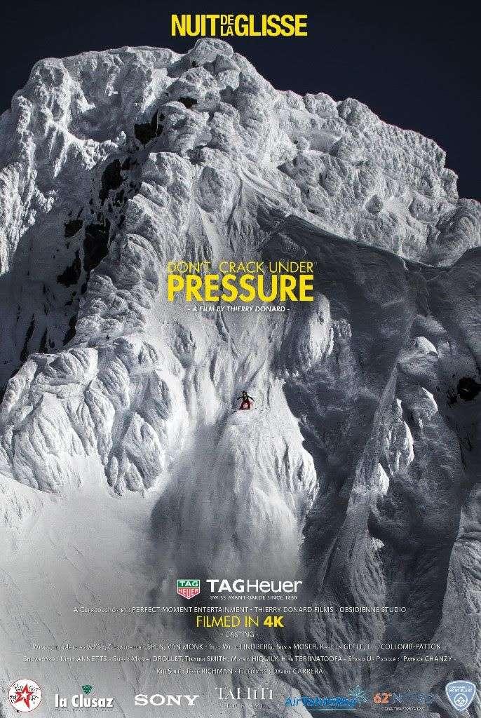Don't Crack Under Pressure kapak