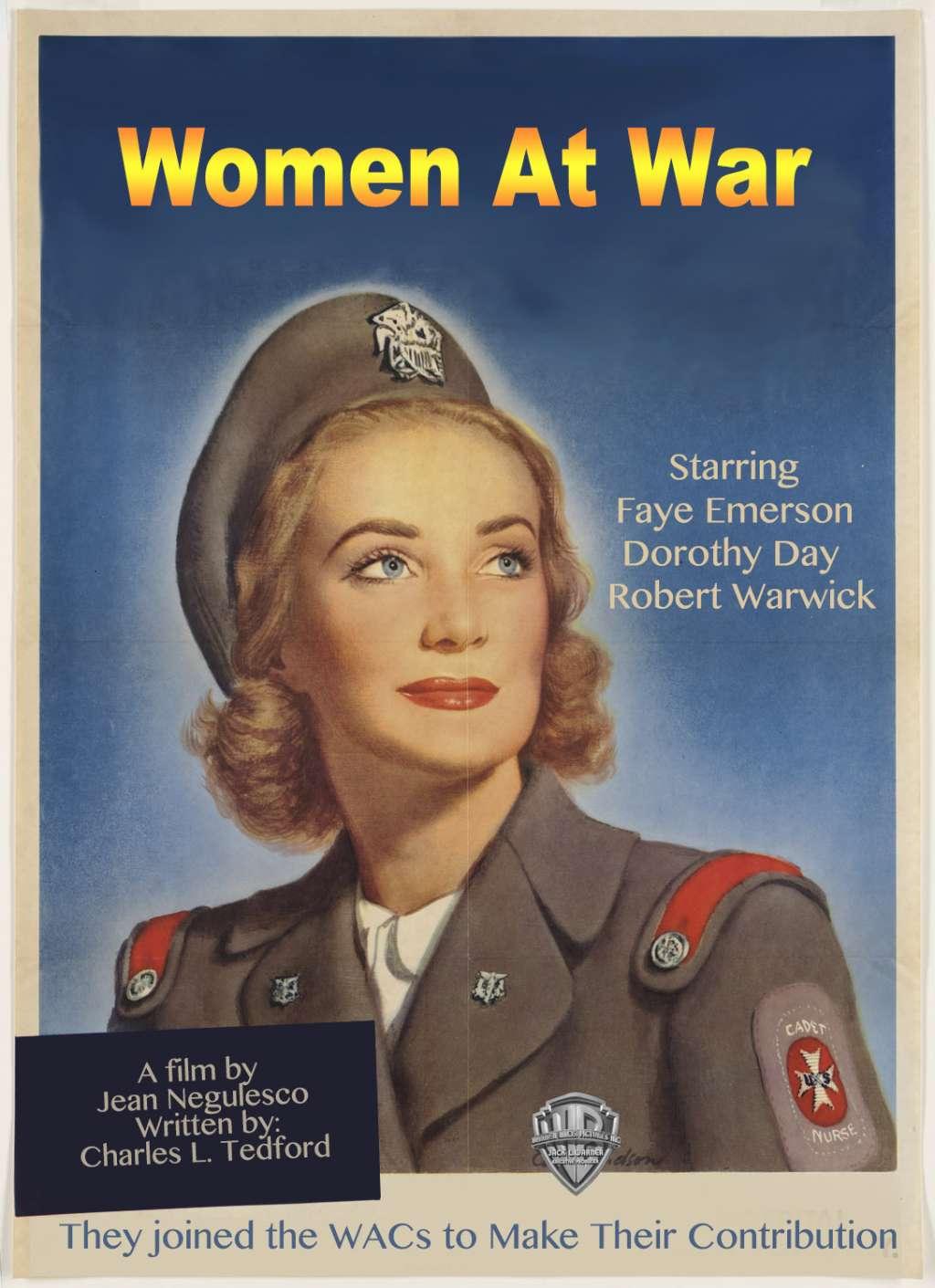 Women at War kapak