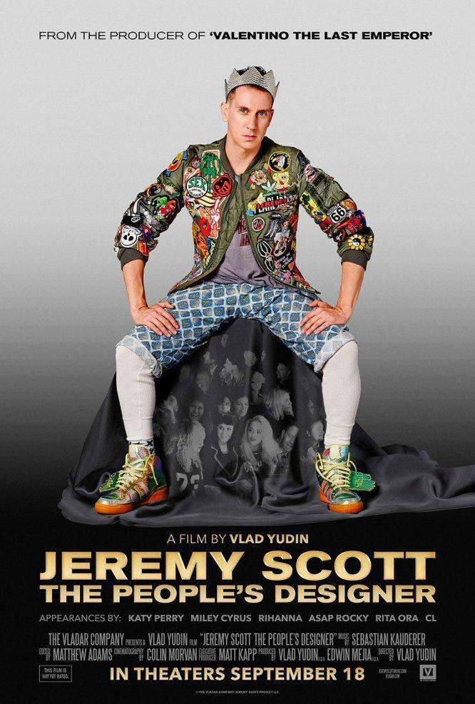 Jeremy Scott: The People's Designer kapak