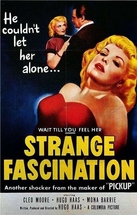 Strange Fascination kapak