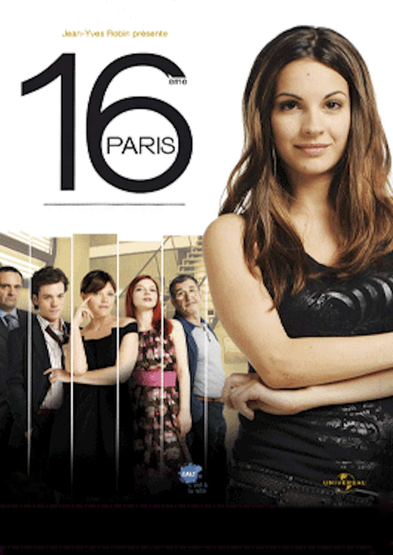 Paris 16ème kapak