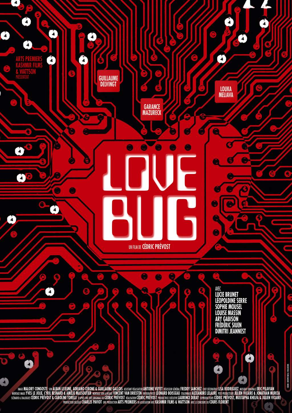 Love Bug kapak