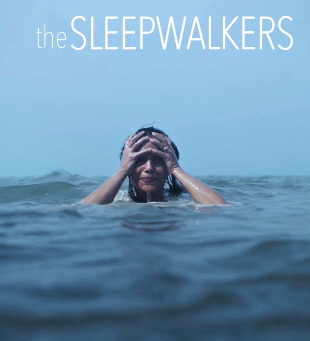 The Sleepwalkers kapak