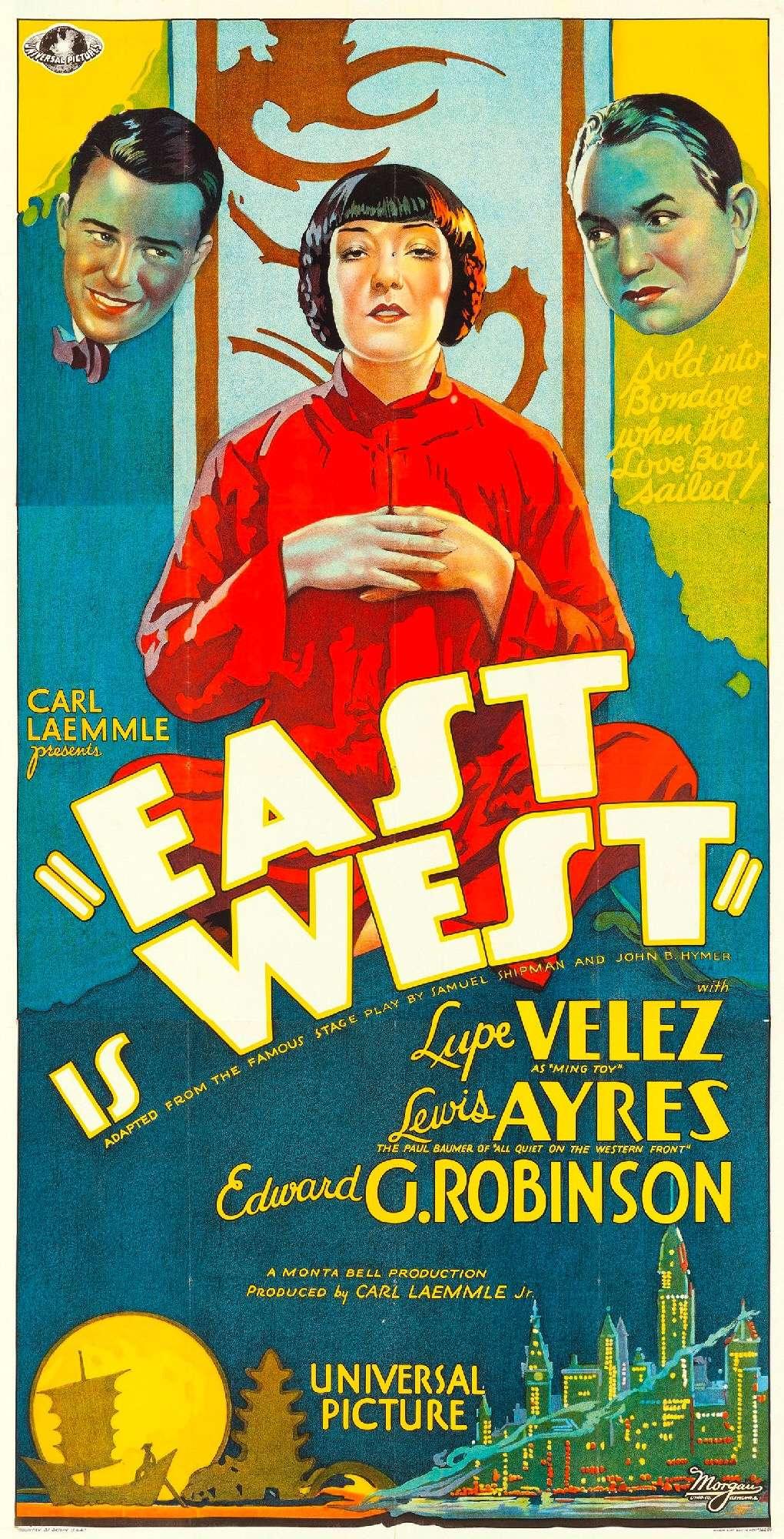 East Is West kapak