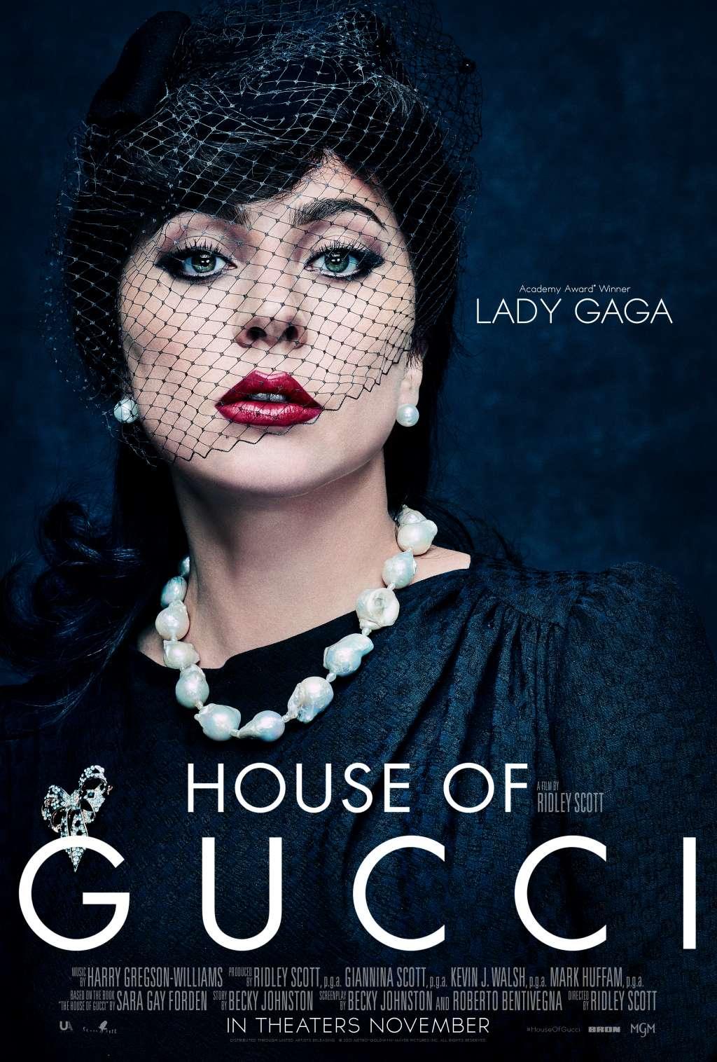 House of Gucci kapak