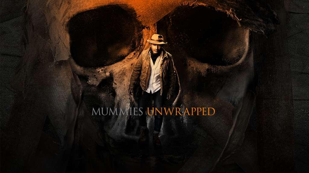 Mummies Unwrapped kapak