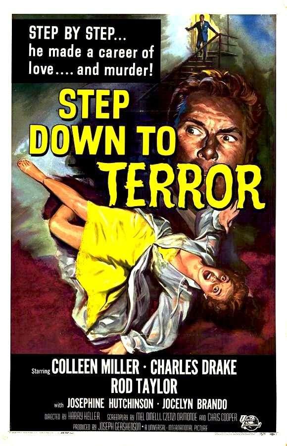 Step Down to Terror kapak
