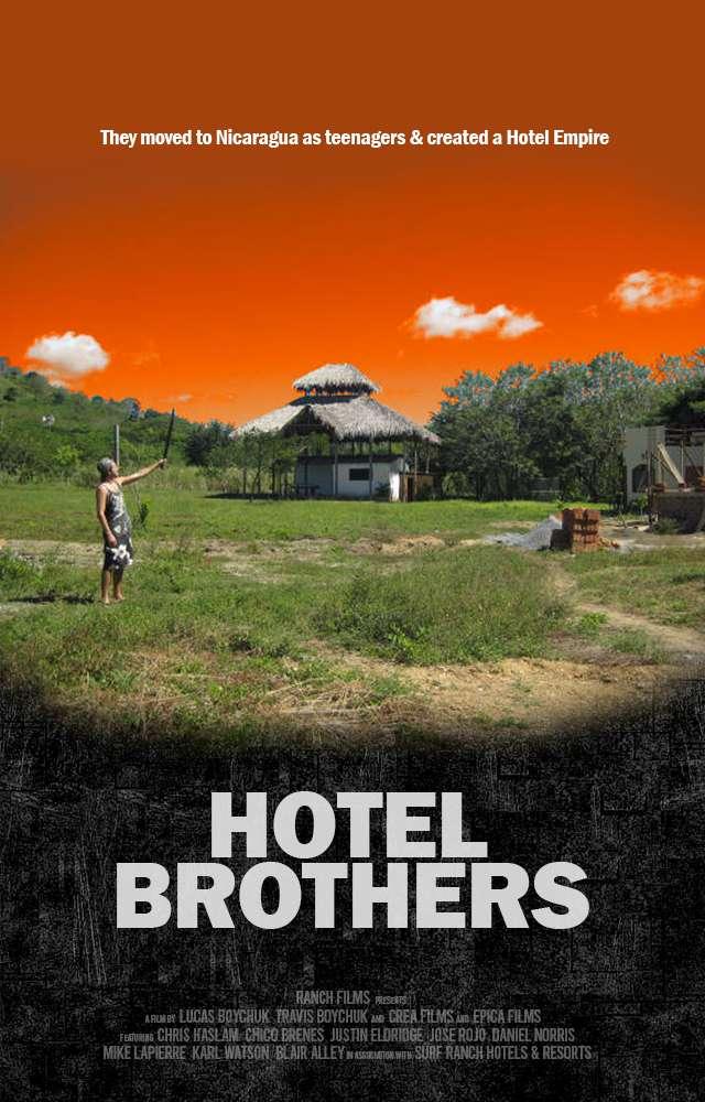 Hotel Brothers kapak