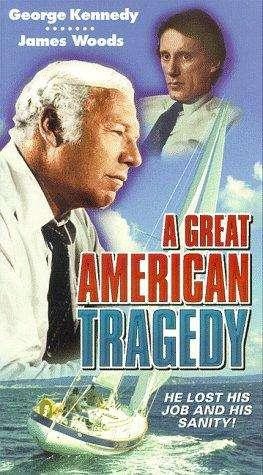 A Great American Tragedy kapak