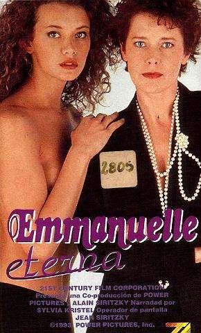 Emmanuelle Forever kapak