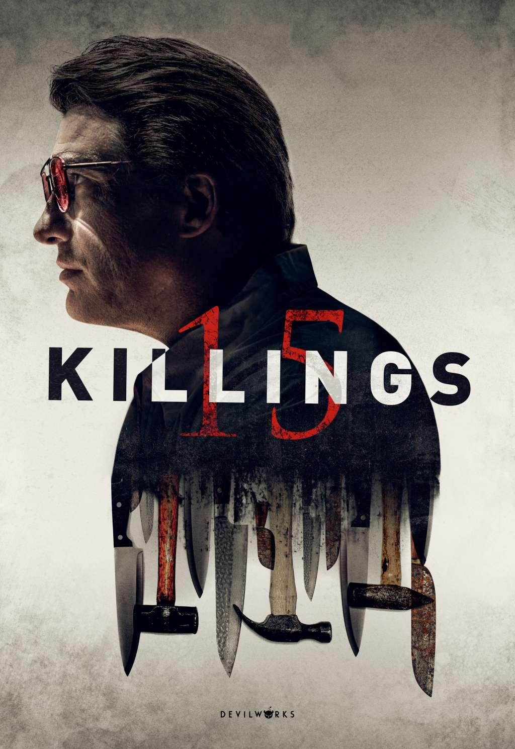15 Killings kapak